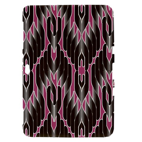 Pearly Pattern  Samsung Galaxy Tab 8.9  P7300 Hardshell Case