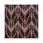 Pearly Pattern  Acrylic Tangram Puzzle (6  x 6 ) Front