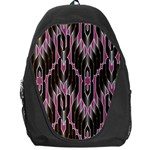 Pearly Pattern  Backpack Bag Front