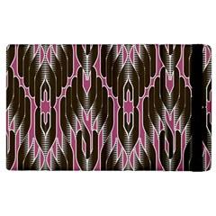 Pearly Pattern  Apple iPad 3/4 Flip Case