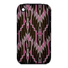 Pearly Pattern  Apple iPhone 3G/3GS Hardshell Case (PC+Silicone)
