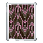 Pearly Pattern  Apple iPad 3/4 Case (White) Front