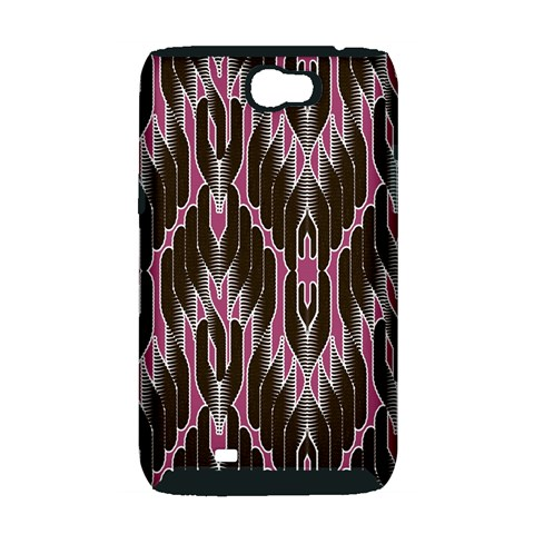 Pearly Pattern  Samsung Galaxy Note 2 Hardshell Case (PC+Silicone)