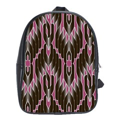 Pearly Pattern  School Bags (XL)