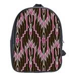 Pearly Pattern  School Bags (XL)  Front