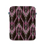 Pearly Pattern  Apple iPad 2/3/4 Protective Soft Cases Front