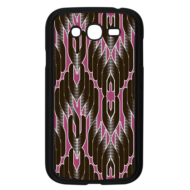 Pearly Pattern  Samsung Galaxy Grand DUOS I9082 Case (Black)