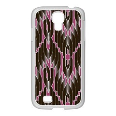 Pearly Pattern  Samsung GALAXY S4 I9500/ I9505 Case (White)