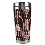 Pearly Pattern  Stainless Steel Travel Tumblers Center