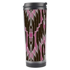 Pearly Pattern  Travel Tumbler