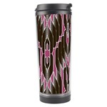 Pearly Pattern  Travel Tumbler Left