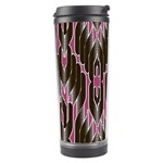 Pearly Pattern  Travel Tumbler Center