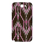 Pearly Pattern  Samsung Note 2 N7100 Hardshell Back Case Front