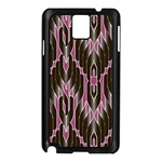 Pearly Pattern  Samsung Galaxy Note 3 N9005 Case (Black) Front