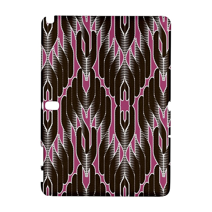 Pearly Pattern  Samsung Galaxy Note 10.1 (P600) Hardshell Case