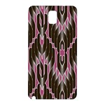 Pearly Pattern  Samsung Galaxy Note 3 N9005 Hardshell Back Case Front