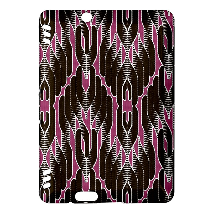 Pearly Pattern  Kindle Fire HDX Hardshell Case