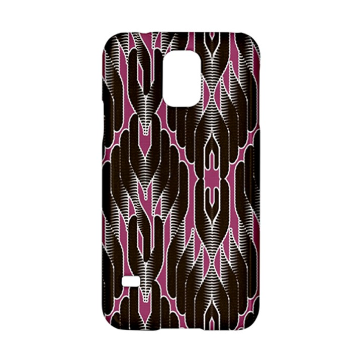 Pearly Pattern  Samsung Galaxy S5 Hardshell Case