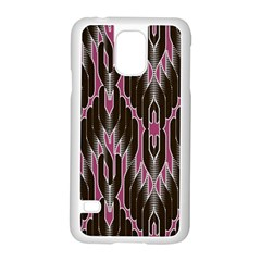 Pearly Pattern  Samsung Galaxy S5 Case (White)