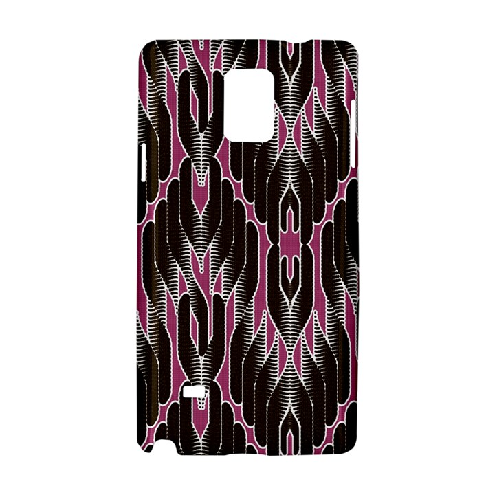 Pearly Pattern  Samsung Galaxy Note 4 Hardshell Case