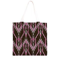 Pearly Pattern  Grocery Light Tote Bag