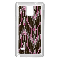 Pearly Pattern  Samsung Galaxy Note 4 Case (White)