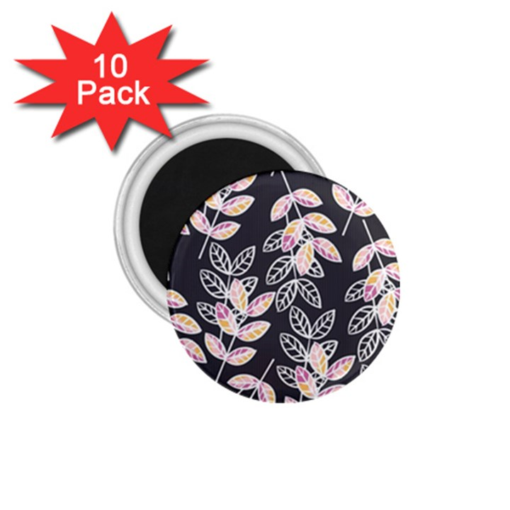 Winter Beautiful Foliage  1.75  Magnets (10 pack)