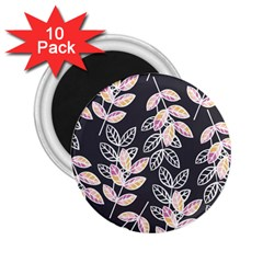 Winter Beautiful Foliage  2 25  Magnets (10 Pack)