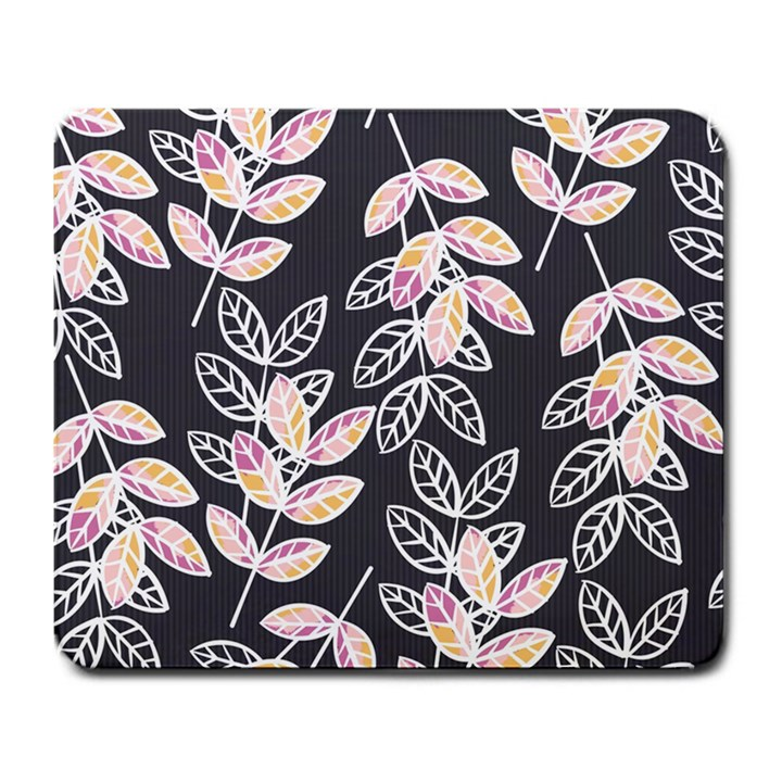 Winter Beautiful Foliage  Large Mousepads