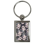 Winter Beautiful Foliage  Key Chains (Rectangle)  Front