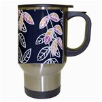 Winter Beautiful Foliage  Travel Mugs (White) Right