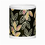 Winter Beautiful Foliage  Night Luminous Mugs Center
