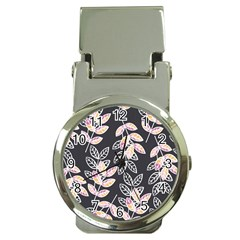 Winter Beautiful Foliage  Money Clip Watches