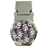 Winter Beautiful Foliage  Money Clip Watches Front