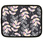 Winter Beautiful Foliage  Netbook Case (Large) Front