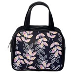 Winter Beautiful Foliage  Classic Handbags (One Side) Front