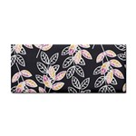 Winter Beautiful Foliage  Hand Towel Front