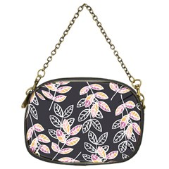 Winter Beautiful Foliage  Chain Purses (one Side)