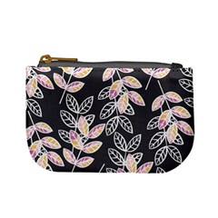Winter Beautiful Foliage  Mini Coin Purses