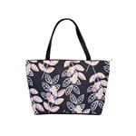 Winter Beautiful Foliage  Shoulder Handbags Front