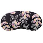 Winter Beautiful Foliage  Sleeping Masks Front