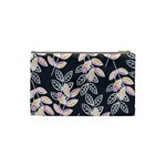 Winter Beautiful Foliage  Cosmetic Bag (Small)  Back