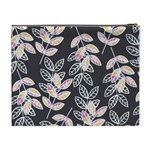 Winter Beautiful Foliage  Cosmetic Bag (XL) Back