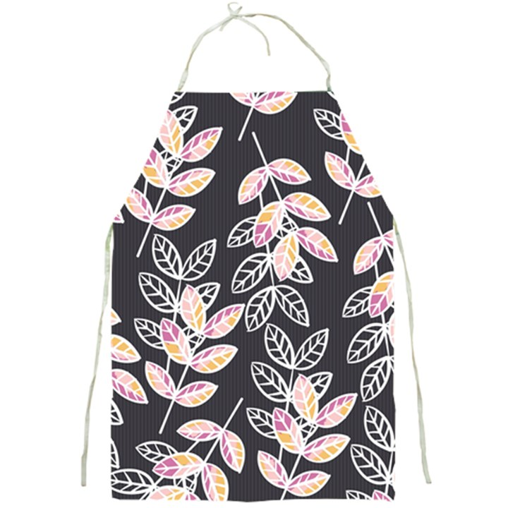 Winter Beautiful Foliage  Full Print Aprons
