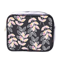 Winter Beautiful Foliage  Mini Toiletries Bags