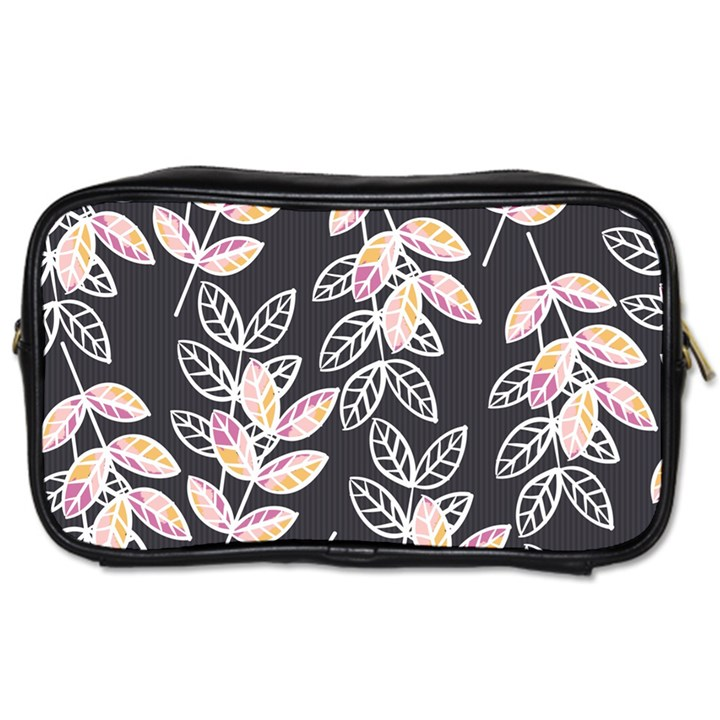 Winter Beautiful Foliage  Toiletries Bags