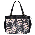 Winter Beautiful Foliage  Office Handbags (2 Sides)  Front