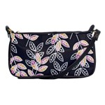 Winter Beautiful Foliage  Shoulder Clutch Bags Front