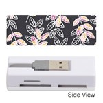 Winter Beautiful Foliage  Memory Card Reader (Stick)  Front