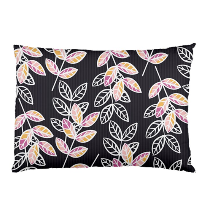 Winter Beautiful Foliage  Pillow Case (Two Sides)
